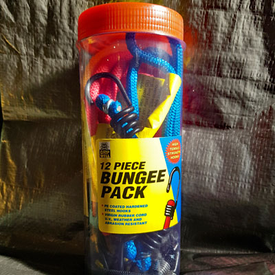 Bungee pack