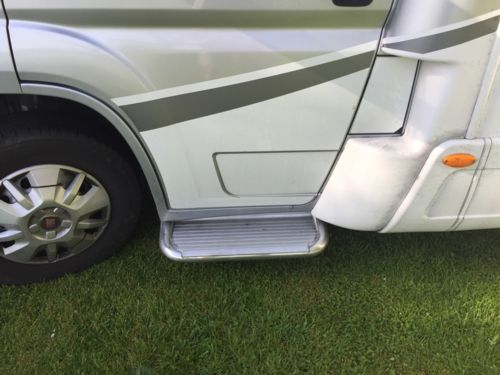 autotrail usersi had previously helped my brother install side steps on his ci prestige van (bit like a fiat courier van) i imagine they will fit all auto trail